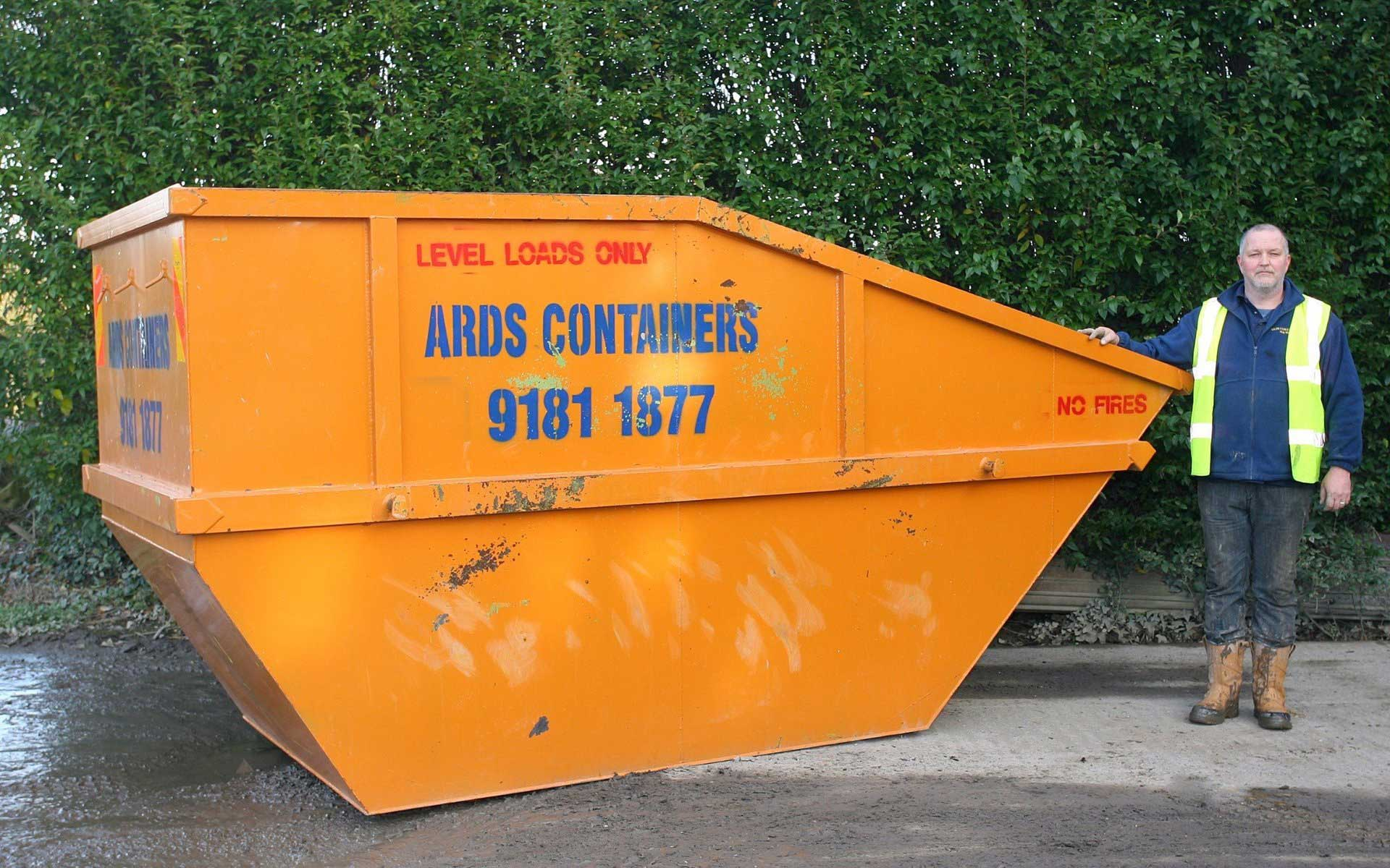 Ards skip hire